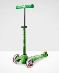 Micro Mini Deluxe skrejritenis Green
