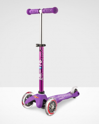 Micro Mini Deluxe skrejritenis Purple