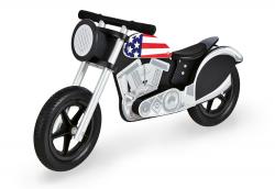 Pinolino 'Motorrad Cooper' līdzsvara ritenis
