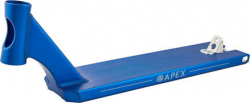 Apex 5'' Box Cut Pro Scooter Deck 53cm Blue