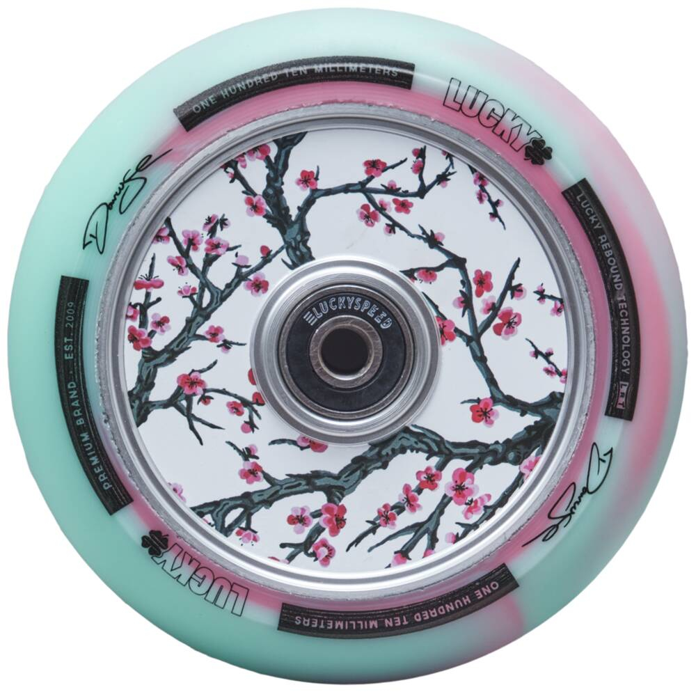 Lucky Darcy Cherry Evans Signature Pro Scooter Wheel